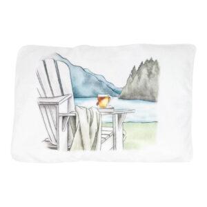 compresse thermotherapie au lac